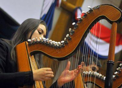 Cámara de Senadores declaró de interés nacional el Festival Mundial del Arpa en Paraguay