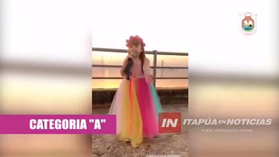 """PRESENTAN GANADORES DEL CONCURSO INFANTIL """"VOCES DE ITAPÚA"""""""