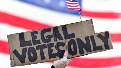 EE.UU.: Un juez considerará el viernes una demanda sobre más de 8.000 papeletas de Filadelfia con errores menores