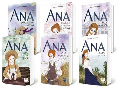 Exitoso lanzamiento de Ana, la de tejas verdes, en Colecciones ÚH
