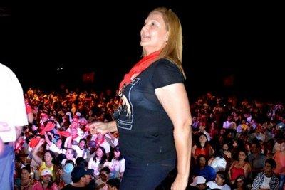 Abdo ratifica presidencia de Gail Gina al frente de Indert, el ente en el ojo de la tormenta