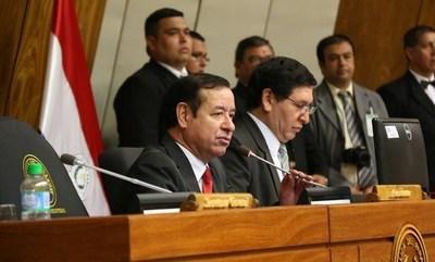 Juez ordenó libertad ambulatoria para el diputado Miguel Cuevas