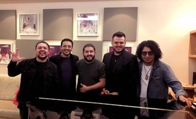 """HOY / El guaraní llega a los Latin Grammy con """"Aguije"""", un álbum homenaje"""