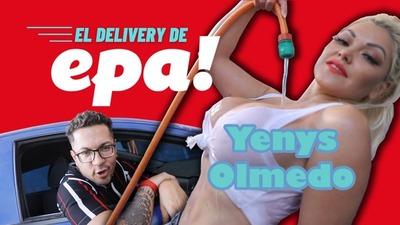 """Yenys Olmedo: """"Soy un asadito con mandioca"""""""