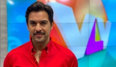 """El video del casting de Carlos Ortellado para el viejo programa """"Siempre Menchi"""""""