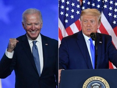 Joe Biden amplía su margen en voto popular mientras Donald Trump intenta deslegitimarle