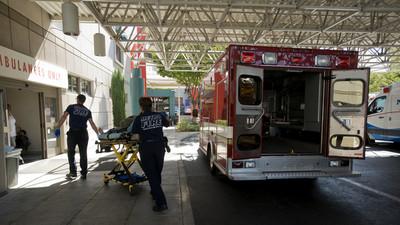 EE.UU. entra en la tercera ola de la pandemia: Más de 140.000 casos en un día