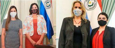 Marito resalta protagonismo de mujeres en su Gobierno