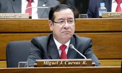 Diputado Miguel Cuevas obtiene libertad ambulatoria