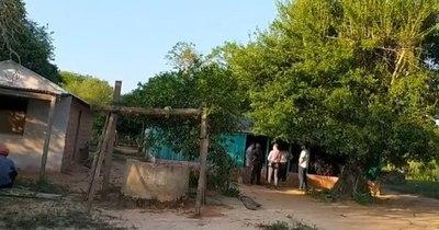 La Nación / Supuesto caso de parricidio en Caaguazú