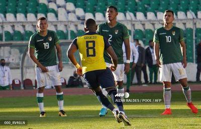 Ecuador se queda con el 'Clásico de la altura' al derrotar a Bolivia