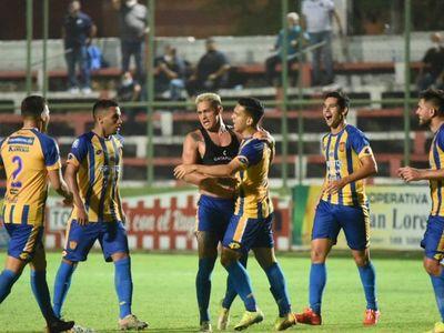 Luqueño vence a San Lorenzo en un incidentado partido