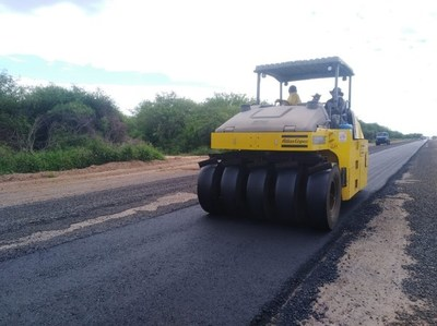 Verifican avance de obras y la transitabilidad de Ruta Transchaco