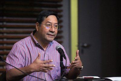 Arce aprueba el pago de un bono para mejorar la economía de Bolivia