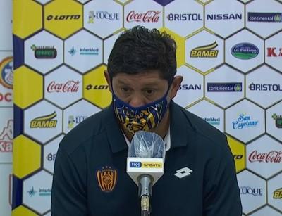 Luis Escobar destaca la actitud de sus jugadores