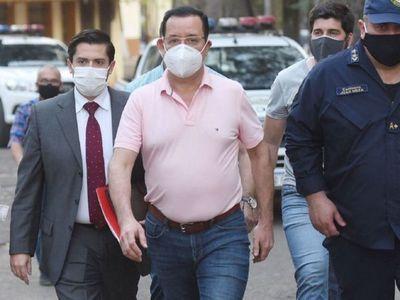 Cuevas  retoma su banca y con Quintana reducen fuerza de HC