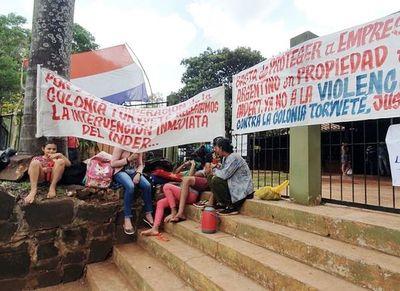 Prometen intervenir en conflictos de tierras