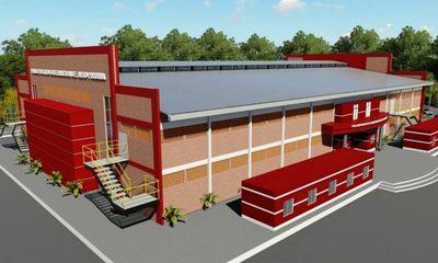 Alto Paraná contará con moderno polideportivo – Diario TNPRESS