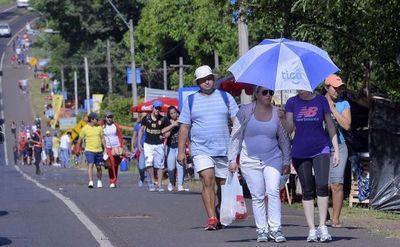 Solicitarán cuarentena total en fechas de festividad de Caacupé