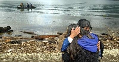 La Nación / Cerca de 100 muertos en dos naufragios en un solo día frente a costas de Libia