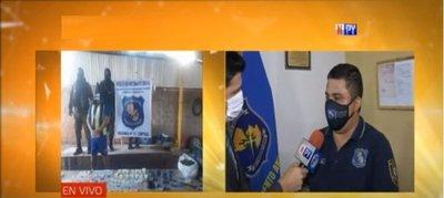 Capturan a presunto microtraficante en Itá