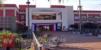 HABILITAN OFICINA DE REACTIVACIÓN ECONÓMICA EN LA GOBERNACIÓN DE ITAPÚA