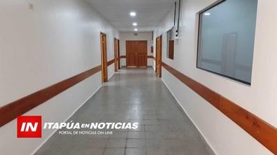 PABELLÓN DE TRAUMATOLOGÍA BRINDARÁ ASISTENCIA A PACIENTES ACCIDENTADOS