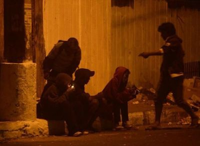 Policía Nacional estima que solo en Asunción, hay más de 26.000 personas adictas