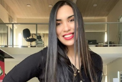 Ana Laura Chamorro celebra su nominación a los Premios Paraná