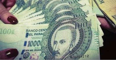 La Nación / Alertan sobre circulación de billetes de G. 100.000 falsos y piden mayor atención
