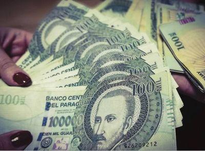 Alertan sobre circulación de billetes de G. 100 mil falsos y piden mayor atención