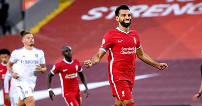 La estrella del Liverpool, Mohamed Salah, dio positivo al coronavirus