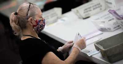 Autoridades electorales de EE.UU. afirman que no hay evidencia de alteración de votos