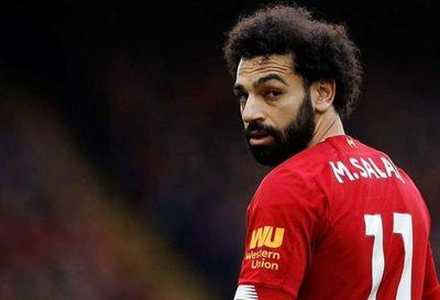 El delantero del Liverpool Mohamed Salah, positivo al Covid-19