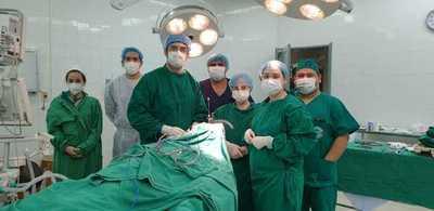 Clínicas: Implementan innovadora técnica para tomas de biopsias, de lesiones cerebrales profundas