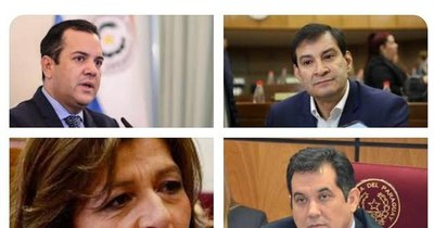 La Nación / Desbande en las bancadas de la ANR en el Senado, por disgustos políticos e intereses personales
