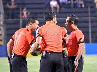 Los árbitros para la sexta fecha del Clausura