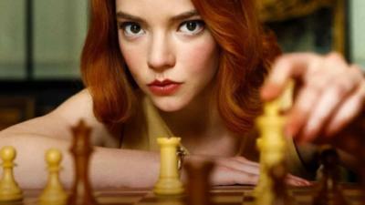 La historia de una prodigio en el ajedrez