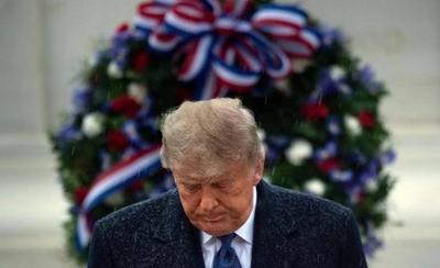 HOY / Trump sigue sin reconocer su derrota en su primera intervención en 8 días
