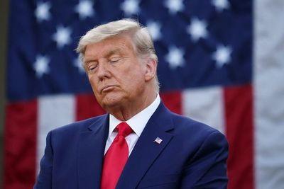 Trump sigue sin reconocer su derrota en primera aparición en ocho días