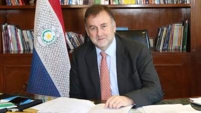 HOY / Benigno López es confirmado como vicepresidente del BID