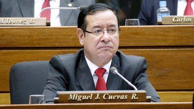 Miguel Cuevas retomará su banca en la Cámara de Diputados