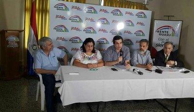 Frente Guasu se pronuncia a favor de Nicolás Maduro