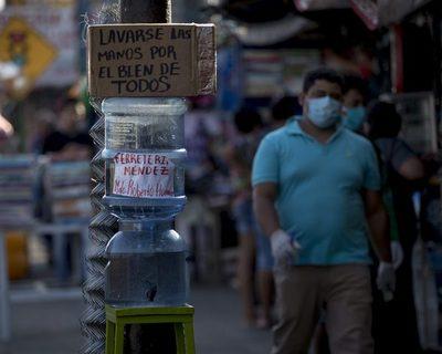 La crisis sanitaria deja en evidencia la pobre gestión del agua en Centroamérica
