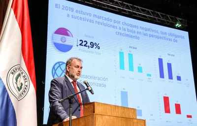 Benigno López es elegido como vicepresidente del BID