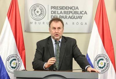 Benigno López fue confirmado como vicepresidente del BID