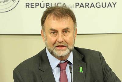 Oficializan a Benigno López como vicepresidente del BID