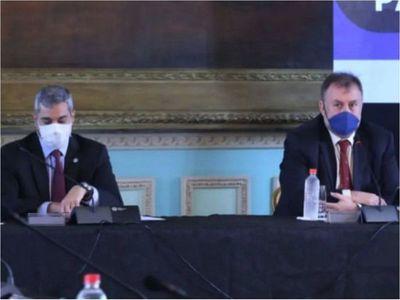 Mario Abdo agradece por histórico nombramiento de un paraguayo en vicepresidencia del BID