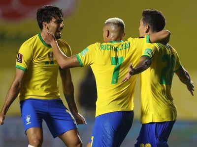 Brasil, solitario líder de las eliminatorias