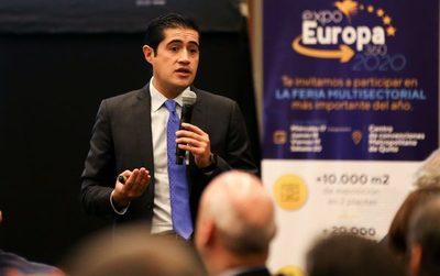BID elige a exministro Richard Martínez como vicepresidente de países